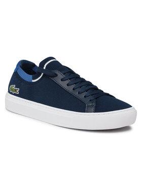 Lacoste Lacoste Sneakersy La Piquee 120 1 Cma 7-39CMA0023NV1 Tmavomodrá