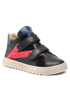 Naturino Naturino Sneakersy Snip High V Calf 0012016404.04.1A17 M Czarny