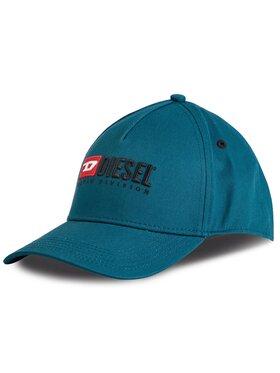 Diesel Diesel Kšiltovka Cakerym-Max Hat 00SIIQ 0BAUI 5ID Zelená
