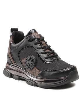 MICHAEL Michael Kors MICHAEL Michael Kors Sneakersy Kendra Trainer 43F1KEFS3D Čierna