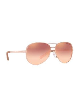Michael Kors Michael Kors Sluneční brýle Chelsea 0MK5004 11086F Zlatá