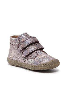 Froddo Froddo Kotníková obuv G2130239-5 S Stříbrná