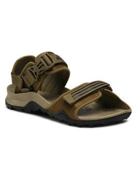 adidas adidas Sandalen Cyprex Ultra Sandal Dlx Grün