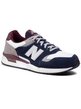 New Balance New Balance Sneakersy ML570ATW Granatowy