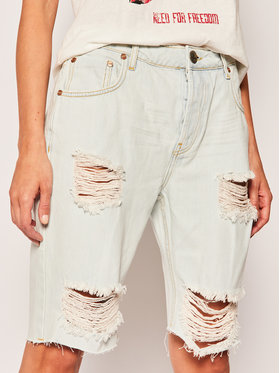 One Teaspoon One Teaspoon Pantaloncini di jeans Brando 22928 Blu Regular Fit
