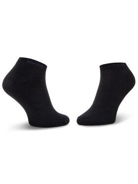 Boss Boss Sada 2 párů nízkých ponožek unisex 2P As Uni Cc 50388443 Černá