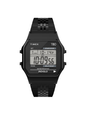 Timex Timex Hodinky T80 TW2R79400 Černá