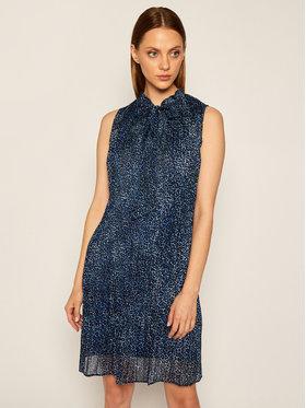 DKNY DKNY Ежедневна рокля DD0E7773 Тъмносин Regular Fit