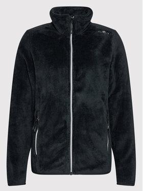 CMP CMP Polár kabát 38P1536 Fekete Regular Fit
