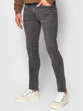 Jack&Jones Jack&Jones Jeans Liam Original 12109954 Grau Skinny Fit