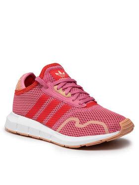 adidas adidas Buty Swift Run X J Q47123 Różowy