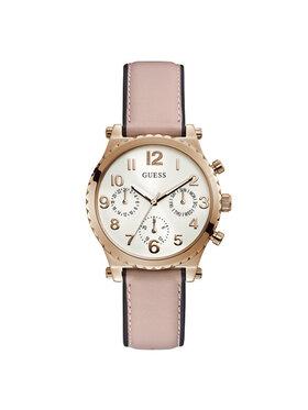 Guess Guess Ρολόι Athena GW0036L3 Ροζ