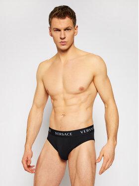 Versace Versace Slip Basso AUU04019 Noir