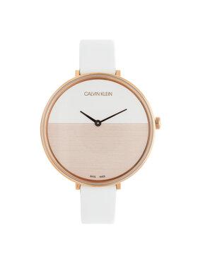 Calvin Klein Calvin Klein Часовник Lady K7A236LH Бял