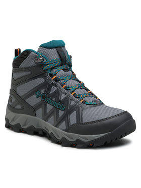 Columbia Columbia Παπούτσια πεζοπορίας Peakfreak X2 Mid Outdry BL0828 Γκρι