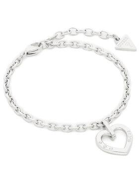 Guess Guess Bracelet JUBB29 074JW S Argent