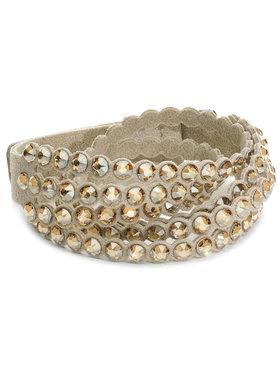 Swarovski Swarovski Náramek Bracelet Slake Cry 5494230 Béžová
