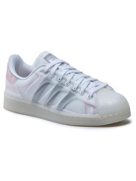 adidas adidas Обувки Superstar Futureshell FX5553 Бял