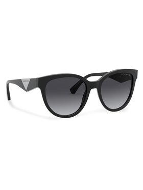 Emporio Armani Emporio Armani Okulary przeciwsłoneczne 0EA4140 50018G Czarny