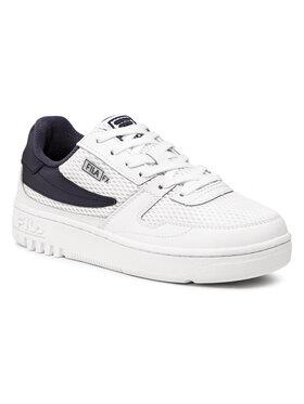 Fila Fila Sneakersy Fx Ventuno Low 1011168.92E Biela