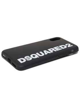 Dsquared2 Dsquared2 Etui pentru telefon iPhone Covers ITM0038 55000001 M063 Negru