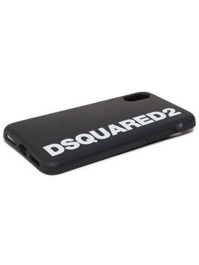 Dsquared2 Dsquared2 Pouzdro na mobil iPhone Covers ITM0038 55000001 M063 Černá