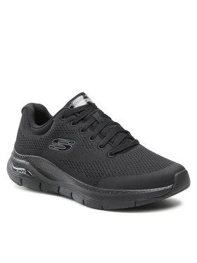 Skechers Skechers Sneakersy Arch Fit 232040/BBK Czarny