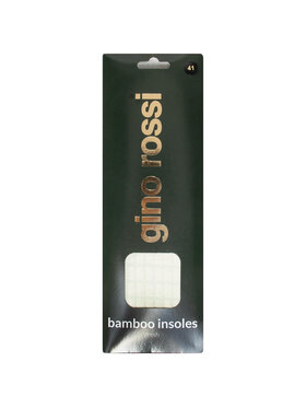 Gino Rossi Gino Rossi Стелки Bamboo Insoles 310-12 r. 41 Бежов