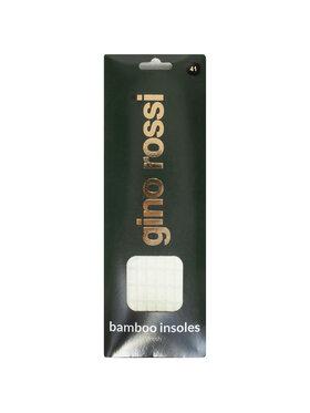 Gino Rossi Gino Rossi Vidpadžiai Bamboo Insoles 310-12 r. 41 Smėlio