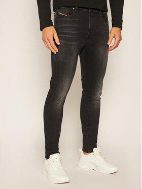 Diesel Diesel jeansy Skinny Fit D-Amny-Y A0071 0092B Nero Skinny Fit