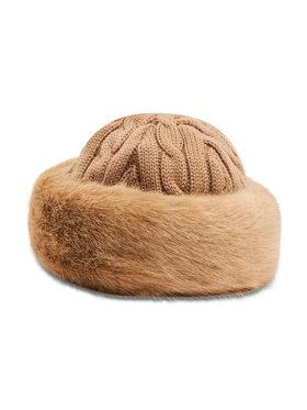 Barts Barts Σκούφος Fur Cable Bandhat 16300242 Καφέ