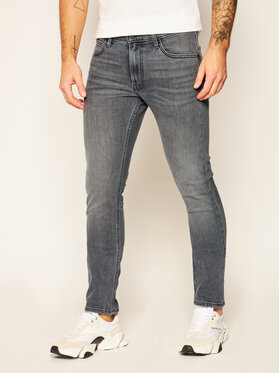 Lee Lee Jean Slim fit Luke L719PYMO Gris Slim Fit