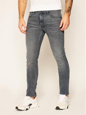 Lee Lee Jeans Slim Fit Luke L719PYMO Grigio Slim Fit