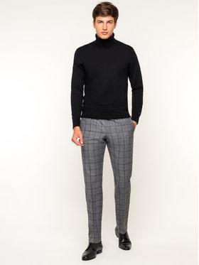 Strellson Strellson Spodnie garniturowe 30019289 Szary Slim Fit