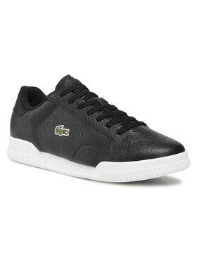 Lacoste Lacoste Sneakersy Twin Serve 0721 3 Sma 7-41SMA0075312 Čierna