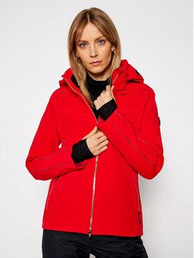 Descente Descente Lyžařská bunda Sophia DWWQGK07 Červená Regular Fit