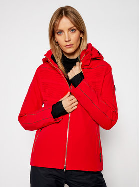 Descente Descente Veste de ski Sophia DWWQGK07 Rouge Regular Fit