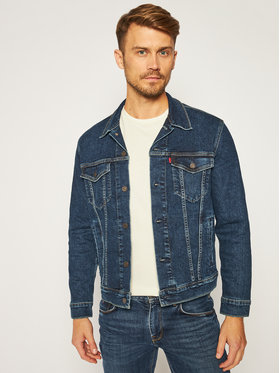 Levi's® Levi's® Geacă de blugi The Trucker 72334-0466 Bleumarin Regular Fit