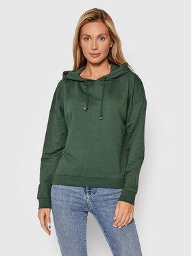 Vero Moda Vero Moda Sweatshirt Octavia 10252959 Grün Loose Fit