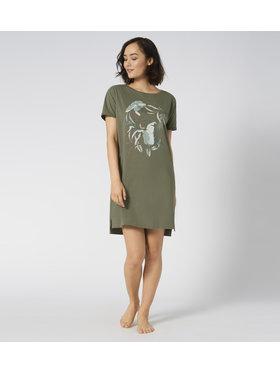 Triumph Triumph Noční košile Ndk 10 X 10207555 Zelená