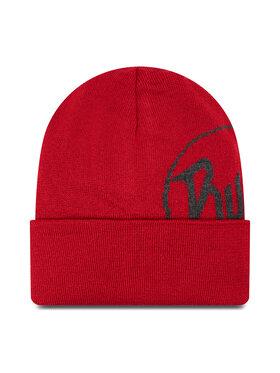Buff Buff Czapka Knitted Hat Vadik 120854.425.10.00 Czerwony