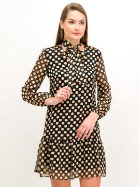 Pennyblack Pennyblack Koktejlové šaty Malizia 12245019 Černá Regular Fit