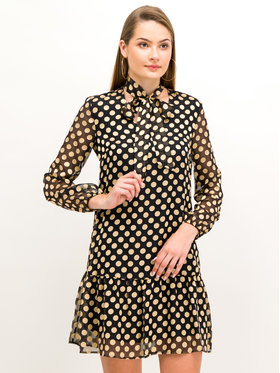 Pennyblack Pennyblack Sukienka koktajlowa Malizia 12245019 Czarny Regular Fit