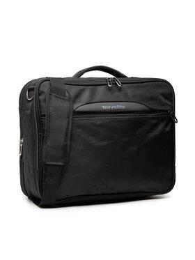 Travelite Travelite Чанта за лаптоп Crosslite Kombi 89505-01 Черен