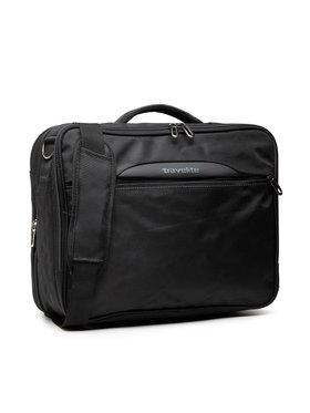 Travelite Travelite Geantă pentru laptop Crosslite Kombi 89505-01 Negru