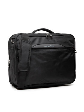 Travelite Travelite Τσάντα για laptop Crosslite Kombi 89505-01 Μαύρο