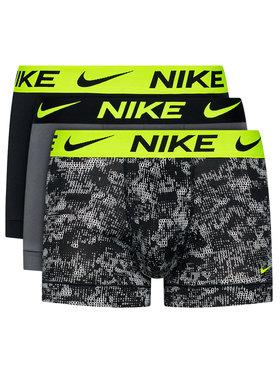 Nike Nike Komplektas: 3 poros trumpikių Essential Micro KE1014 Spalvota