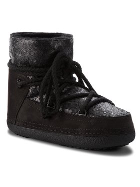 Inuikii Inuikii Boty Boot 70101-9 Černá