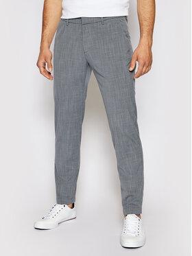 Pierre Cardin Pierre Cardin Текстилни панталони Lyon 3520/000/4910 Сив Modern Fit