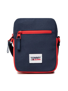 Tommy Jeans Tommy Jeans Geantă crossover Tjm Urban Essentials Reporter AM0AM06873 Bleumarin